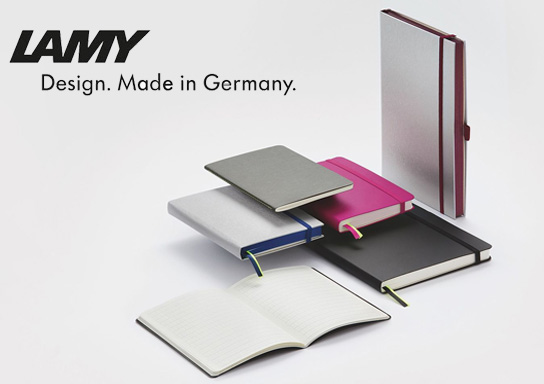 Lamy Notebooks