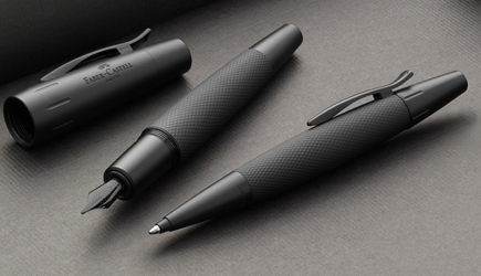 Faber-Castell e-Motion Pure Black